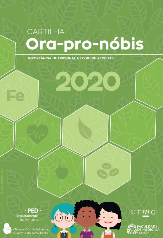 Cartilha Ora-pro-nóbis