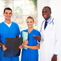Profissionais da Saúde II