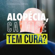 Alopécia ou calvície