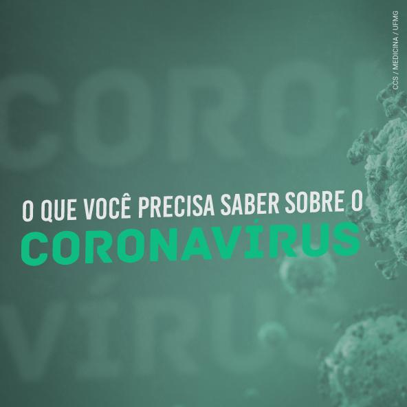 O que você precisa saber sobre o coronavírus