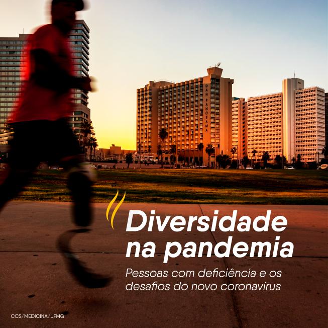 Diversidade na pandemia: pessoas com deficiência e os desafios do novo coronavírus