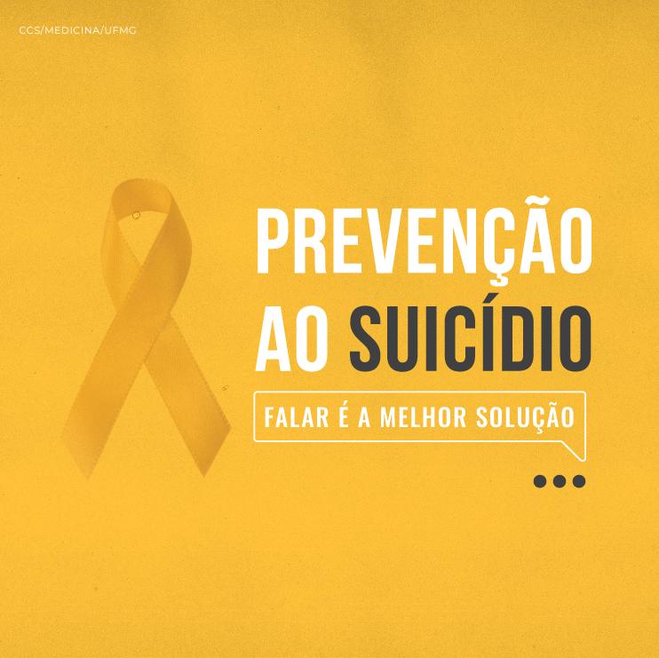 Prevenção ao suicídio