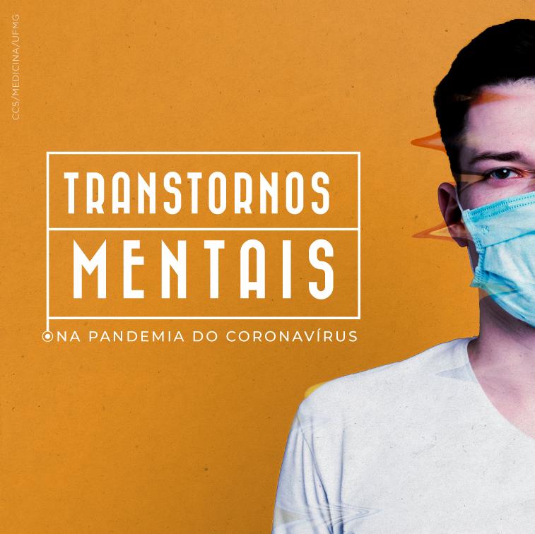 Transtornos mentais e pandemia do coronavírus