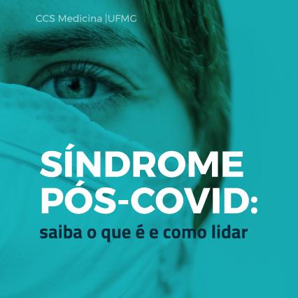Síndrome pós-covid: saiba o que é e como lidar