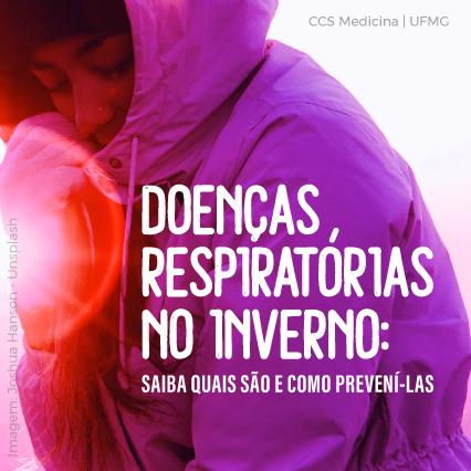 Doenças respiratórias no inverno: saiba quais são e como prevení-las